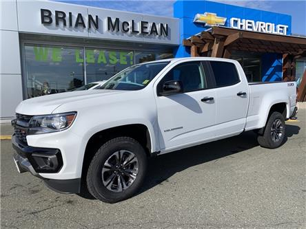 2021 Chevrolet Colorado Z71 (Stk: M6006-21) in Courtenay - Image 1 of 16