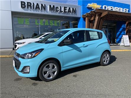 2021 Chevrolet Spark LS Manual (Stk: M6015-21) in Courtenay - Image 1 of 14