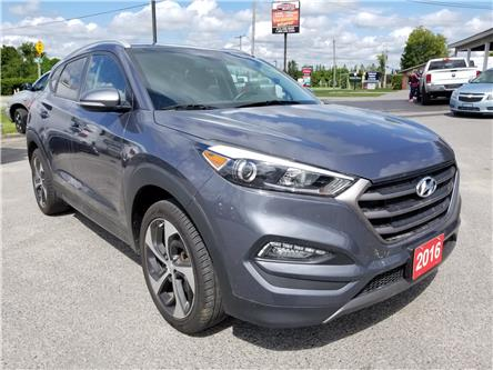 2016 Hyundai Tucson Premium 1.6 (Stk: ) in Kemptville - Image 1 of 16