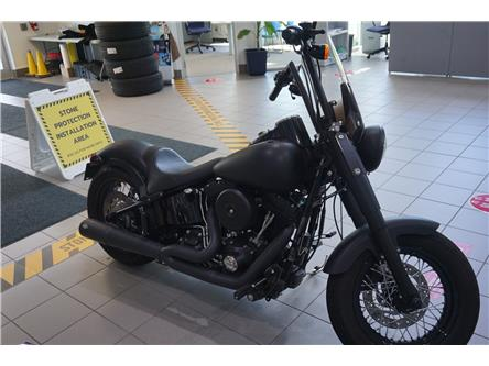 2014 - Harley Davidson  Softtail Custom (Stk: P3584) in Salmon Arm - Image 1 of 18