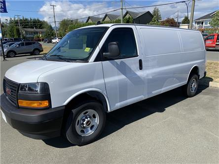 2020 GMC Savana 2500 Work Van (Stk: M5175-20) in Courtenay - Image 1 of 4