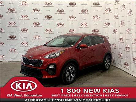 2021 Kia Sportage LX (Stk: 22497) in Edmonton - Image 1 of 26