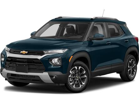 2021 Chevrolet TrailBlazer LT (Stk: F-XVGP17) in Oshawa - Image 1 of 5