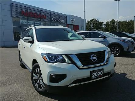 2020 Nissan Pathfinder SV Tech (Stk: CLC589589) in Cobourg - Image 1 of 23