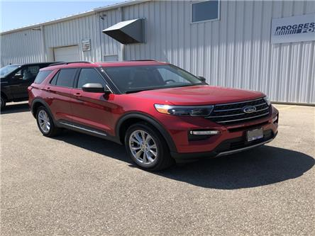 2020 Ford Explorer XLT (Stk: LGC70763) in Wallaceburg - Image 1 of 17