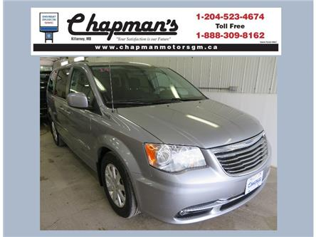 2014 Chrysler Town & Country Touring (Stk: L-010B) in KILLARNEY - Image 1 of 34