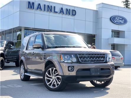 2015 Land Rover LR4 Base (Stk: P67300) in Vancouver - Image 1 of 17