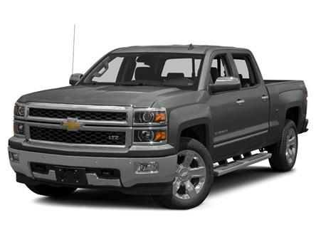 2015 Chevrolet Silverado 1500  (Stk: L406A) in Thunder Bay - Image 1 of 10
