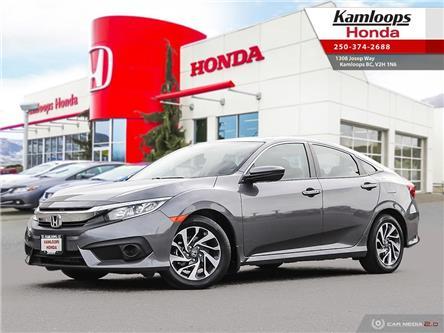2018 Honda Civic EX (Stk: 15045U) in Kamloops - Image 1 of 25