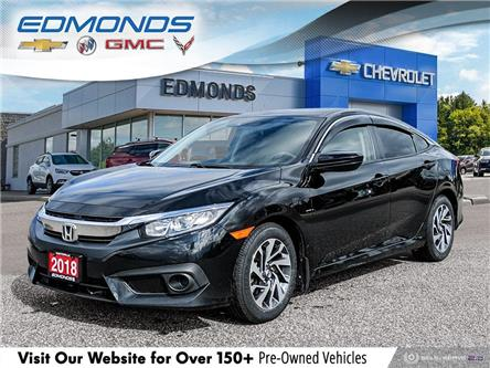 2018 Honda Civic SE (Stk: 0912B) in Huntsville - Image 1 of 27