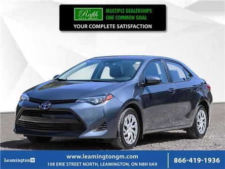 2019 Toyota Corolla LE (Stk: U4516) in Leamington - Image 1 of 30