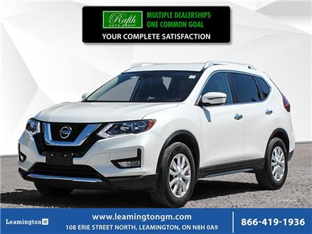 2019 Nissan Rogue SV (Stk: U4514) in Leamington - Image 1 of 30