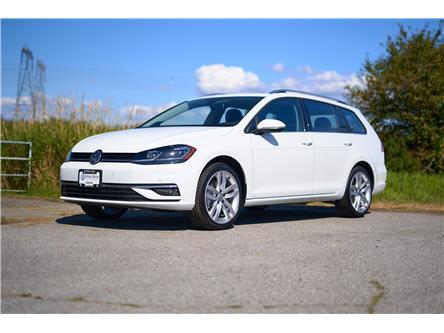 2019 Volkswagen Golf SportWagen 1.8 TSI Execline (Stk: KG522059) in Vancouver - Image 1 of 23
