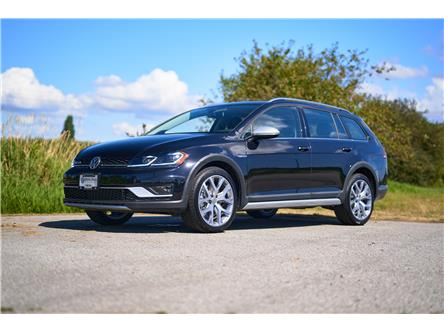 2019 Volkswagen Golf Alltrack 1.8 TSI Execline (Stk: KG525100) in Vancouver - Image 1 of 22