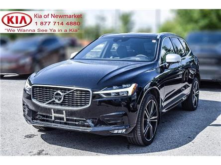 2018 Volvo XC60 T6 R-Design (Stk: P1229) in Newmarket - Image 1 of 22
