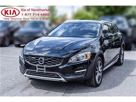 2017 Volvo V60 Cross Country  (Stk: P1233) in Newmarket - Image 1 of 19