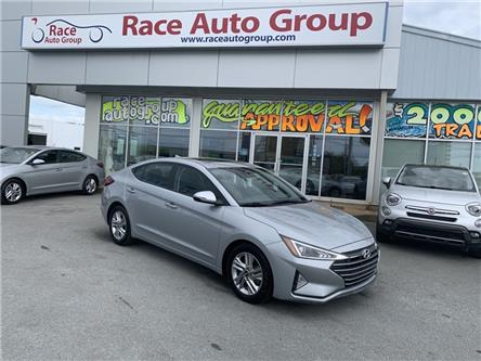 2020 Hyundai Elantra Preferred w/Sun & Safety Package (Stk: 17630) in Dartmouth - Image 1 of 22