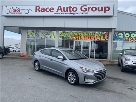 2020 Hyundai Elantra Preferred w/Sun & Safety Package (Stk: 17628) in Dartmouth - Image 1 of 22