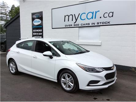 2017 Chevrolet Cruze Hatch LT Auto (Stk: 200820) in Kingston - Image 1 of 20