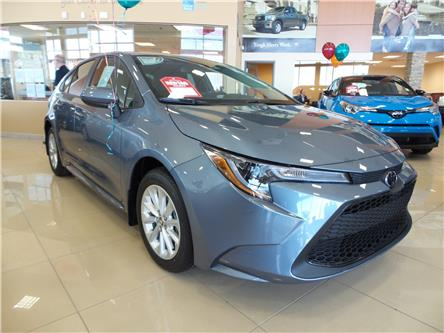 2021 Toyota Corolla LE (Stk: 210012) in Calgary - Image 1 of 14