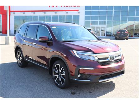 2021 Honda Pilot Touring 8P (Stk: 2210000) in Calgary - Image 1 of 10