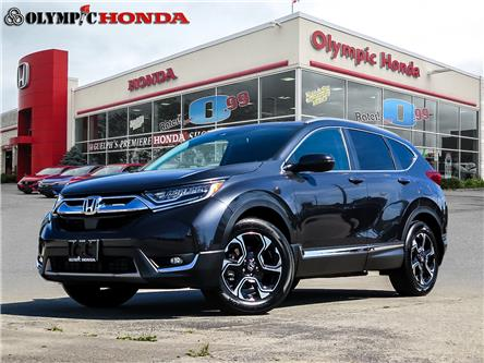 2019 Honda CR-V Touring (Stk: T8569A) in Guelph - Image 1 of 26