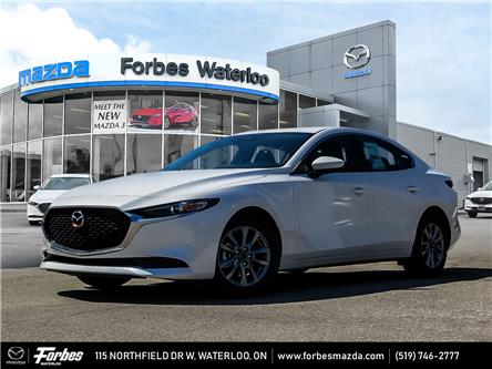 2020 Mazda Mazda3 GS (Stk: A6994) in Waterloo - Image 1 of 13