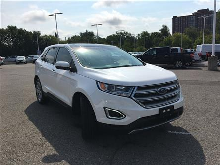 2017 Ford Edge Titanium (Stk: PLDT1244A) in Ottawa - Image 1 of 29