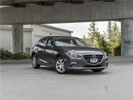 2015 Mazda Mazda3 Sport GX (Stk: K654039A) in Surrey - Image 1 of 20