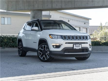 2019 Jeep Compass Limited (Stk: LC0427) in Surrey - Image 1 of 26