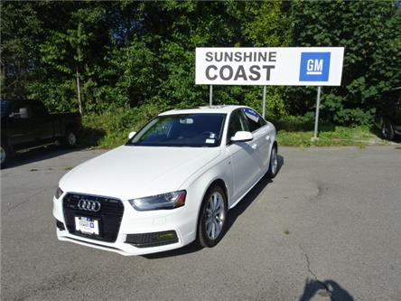 2015 Audi A4 2.0T Progressiv plus (Stk: GL271130AA) in Sechelt - Image 1 of 25