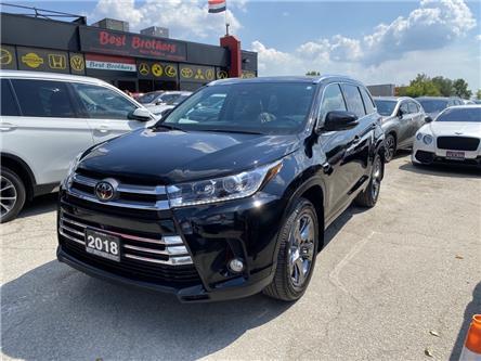 2018 Toyota Highlander Limited (Stk: 901418) in Toronto - Image 1 of 21