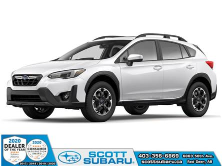 2021 Subaru Crosstrek Sport (Stk: 203439) in Red Deer - Image 1 of 2