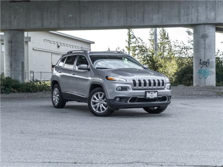 2016 Jeep Cherokee Limited (Stk: L557321A) in Surrey - Image 1 of 26