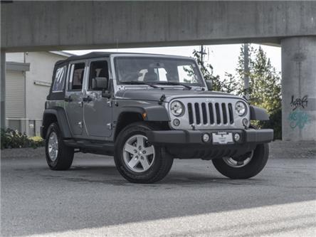 2018 Jeep Wrangler JK Unlimited Sport (Stk: LC0474) in Surrey - Image 1 of 22
