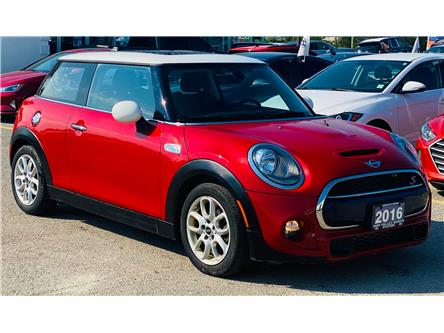 2016 MINI 3 Door Cooper S (Stk: 8613H) in Markham - Image 1 of 14