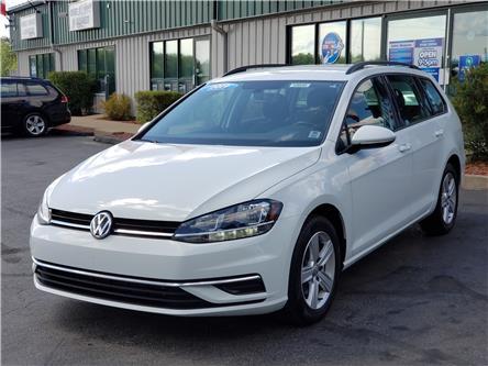 2019 Volkswagen Golf SportWagen 1.8 TSI Comfortline (Stk: 10855) in Lower Sackville - Image 1 of 22