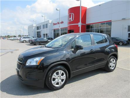 2015 Chevrolet Trax LS (Stk: 28822A) in Ottawa - Image 1 of 15