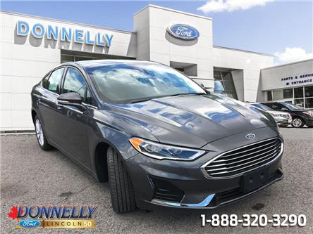 2020 Ford Fusion Energi SEL (Stk: DT975) in Ottawa - Image 1 of 22