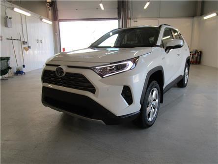 2020 Toyota RAV4 Hybrid Limited (Stk: 209193) in Moose Jaw - Image 1 of 48