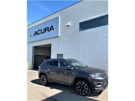2019 Jeep Compass Limited (Stk: PW0180) in Red Deer - Image 1 of 30