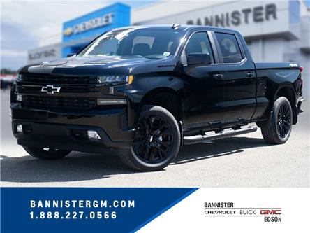 2020 Chevrolet Silverado 1500 RST (Stk: 20-179) in Edson - Image 1 of 17