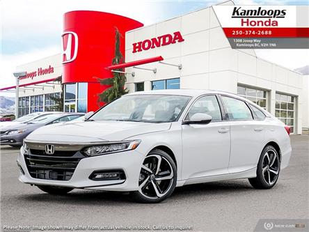 2020 Honda Accord Sport 1.5T (Stk: N15051) in Kamloops - Image 1 of 22