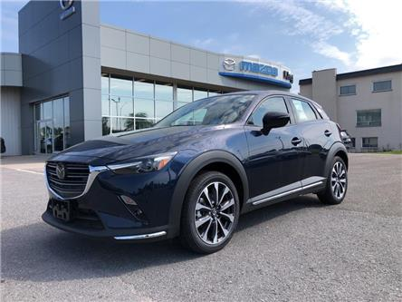 2020 Mazda CX-3 GT (Stk: 20T064) in Kingston - Image 1 of 16