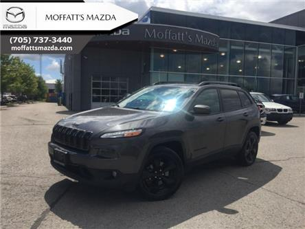 2017 Jeep Cherokee Limited (Stk: P8294A) in Barrie - Image 1 of 25