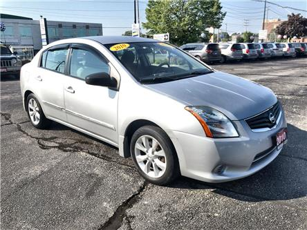 2010 Nissan Sentra 2.0 S (Stk: 2190BA) in Windsor - Image 1 of 11