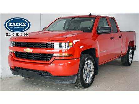 2018 Chevrolet Silverado 1500 Silverado Custom (Stk: 04539) in Truro - Image 1 of 29