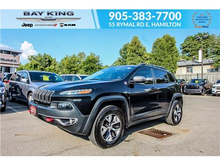 2016 Jeep Cherokee Trailhawk (Stk: 207127A) in Hamilton - Image 1 of 25