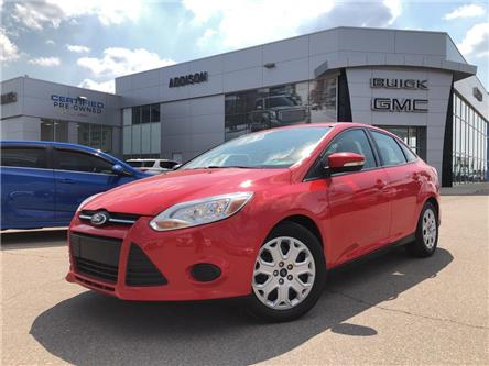 2014 Ford Focus SE (Stk: U242565) in Mississauga - Image 1 of 17