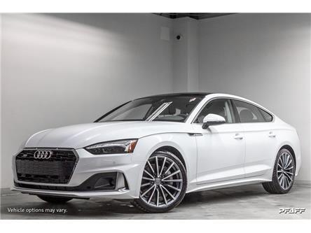 2020 Audi A5 2.0T Komfort (Stk: T18560) in Vaughan - Image 1 of 22